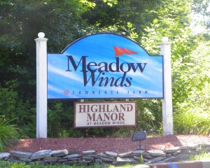 Meadow Winds Community Town of Newburgh NY