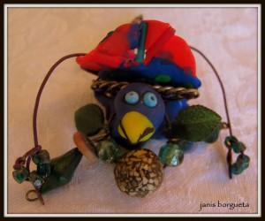 Sculpted Borgueta Turkey