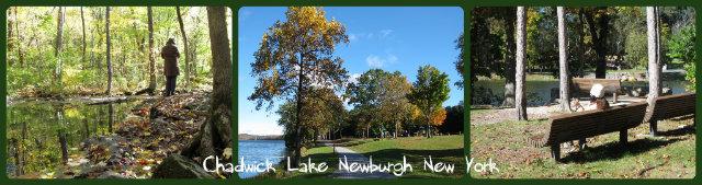 Newburgh NY Chadwick Lake Park