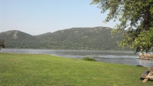 A River View of the Hudson Valley
