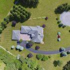 71 Far Horizons Drive Newburgh NY Aerial View