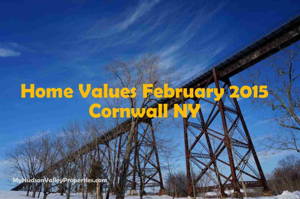 What is my Cornwall NY Home Worth in February 2015