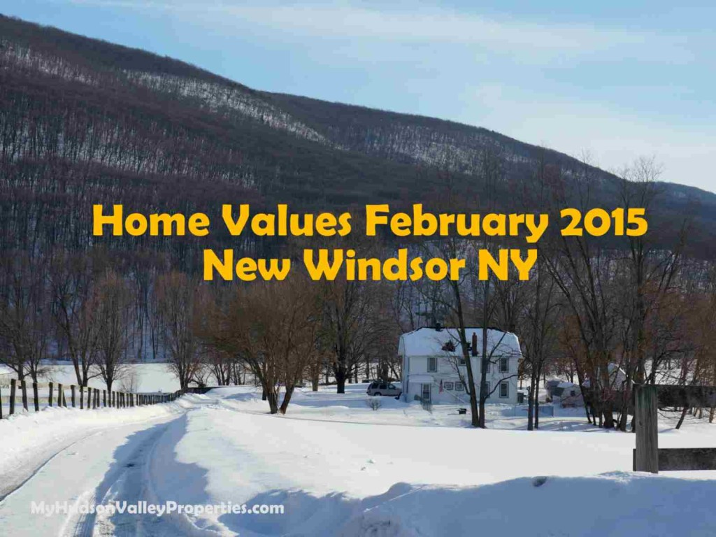 What is my New Windsor NY Home Worth in February 2015?