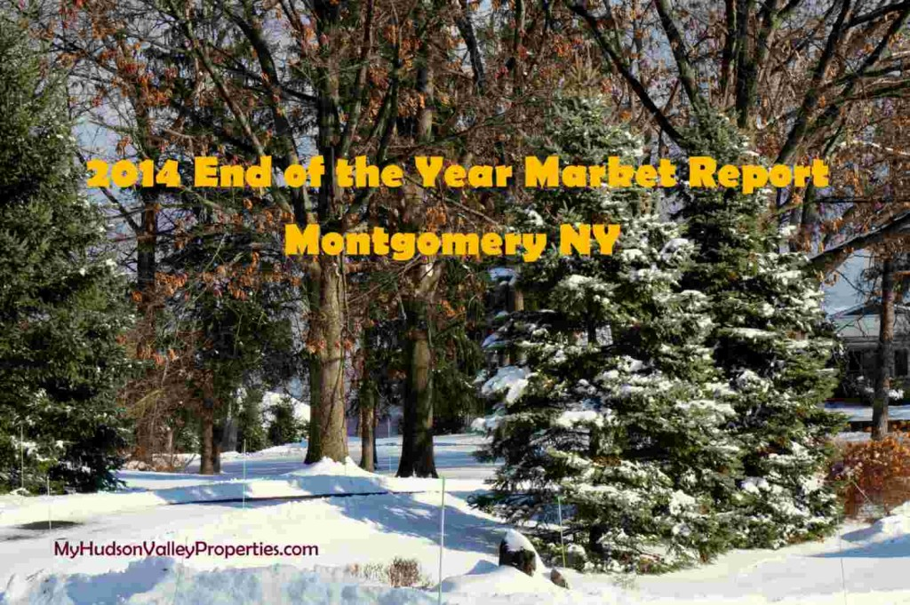 Montgomery NY Year End Market Reports 2014