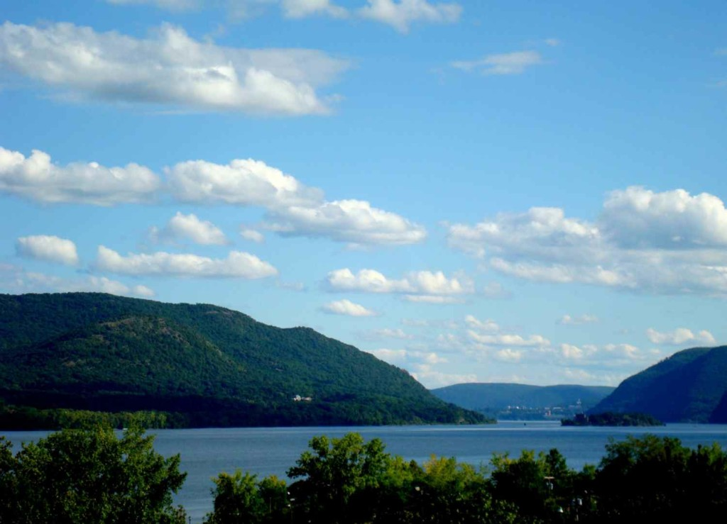 Beautiful Views in the Hudson Valley