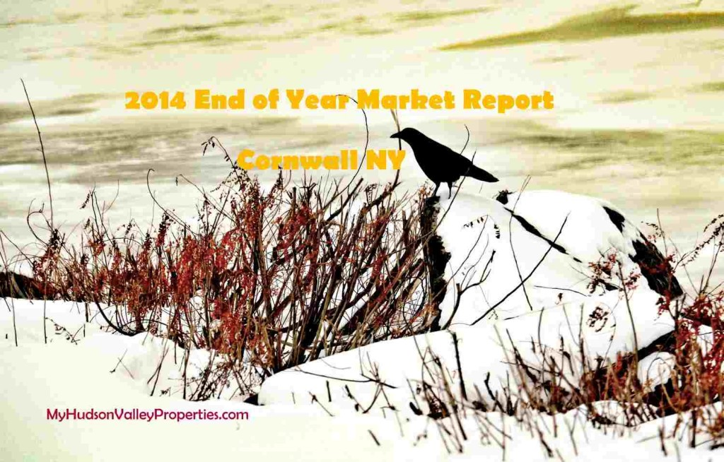 Cornwall NY December 2014 Year End Market Report
