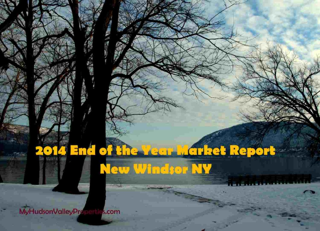 New Windsor NY 2014 Year End Market Report