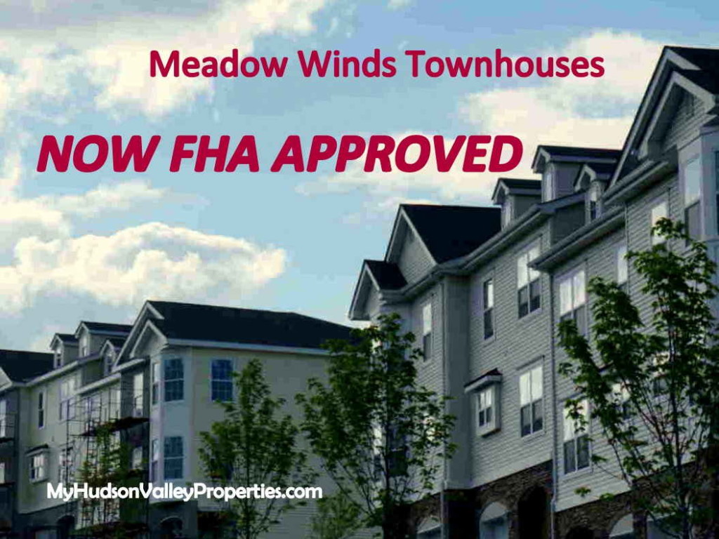 FHA Approved Condos Town of Newburgh NY