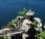 Mohonk Mountain House NY by Janis Borgueta