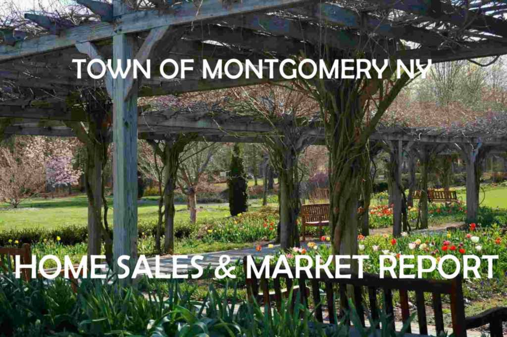 Homes Sales 2015 Montgomery NY