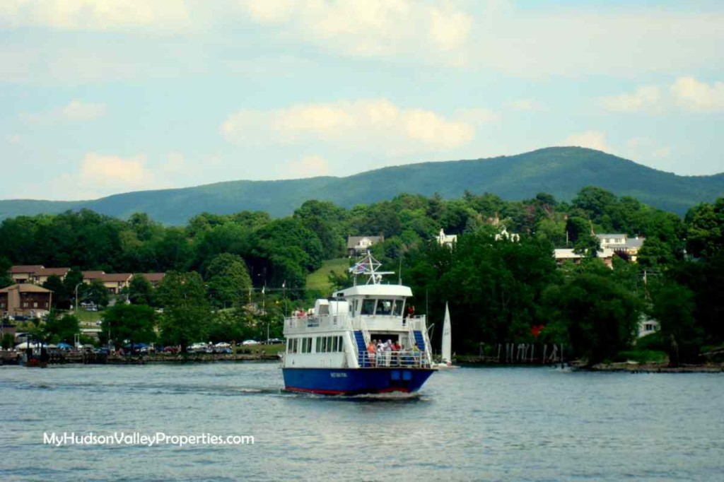 Newburgh Beacon Ferry New York Hudson River Views