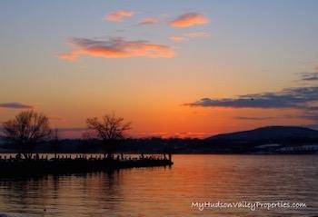 Newburgh, NY Sunset