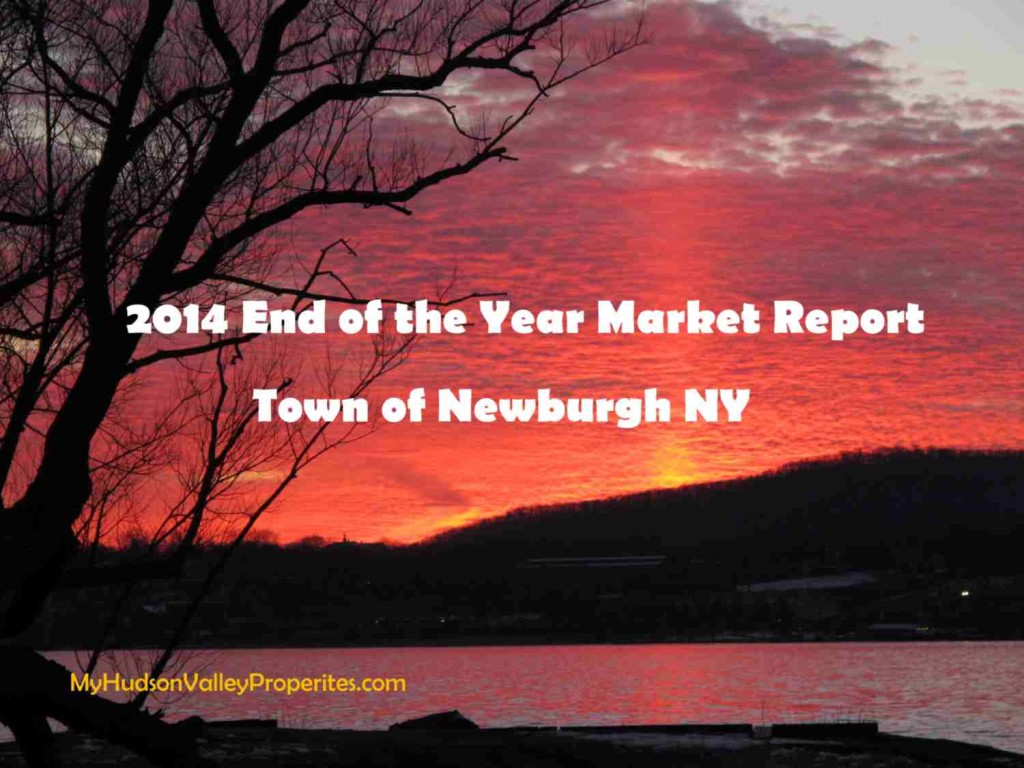 Town of Newburgh NY 2014 Year End Market Report