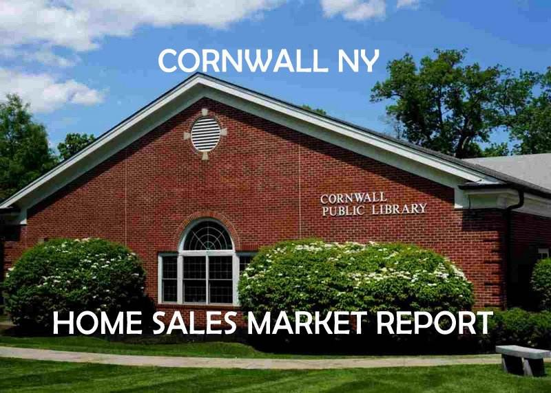 What Homes SOLD in Cornwall NY 2015