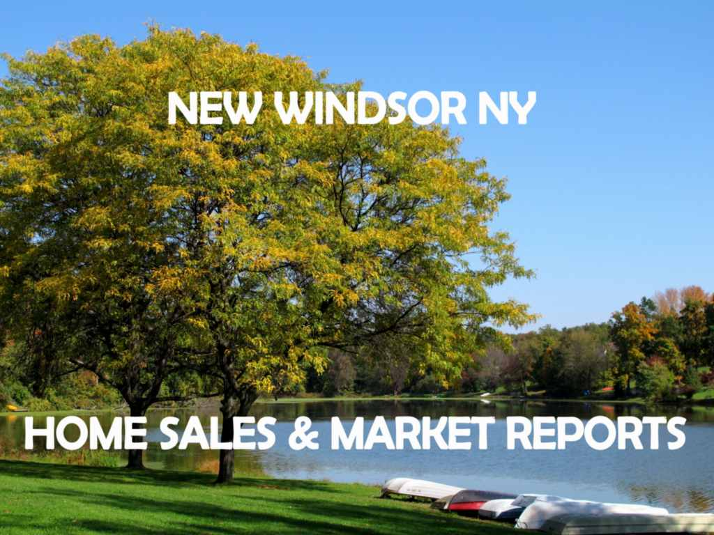 What Homes SOLD in New Windsor NY 2015